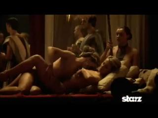 Спартак Кровь и песок/Spartacus: Blood and Sand (2010 - 2013) Трейлер (сезон 1)