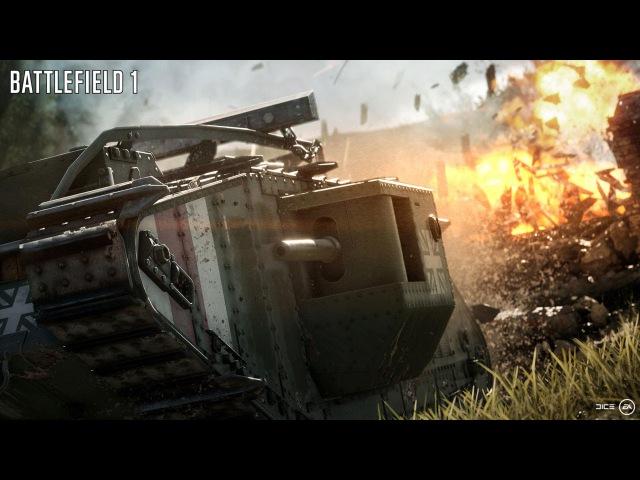 Battlefield 1 - EXPLOSION - 4K/6xSlowdown/PC Ultra