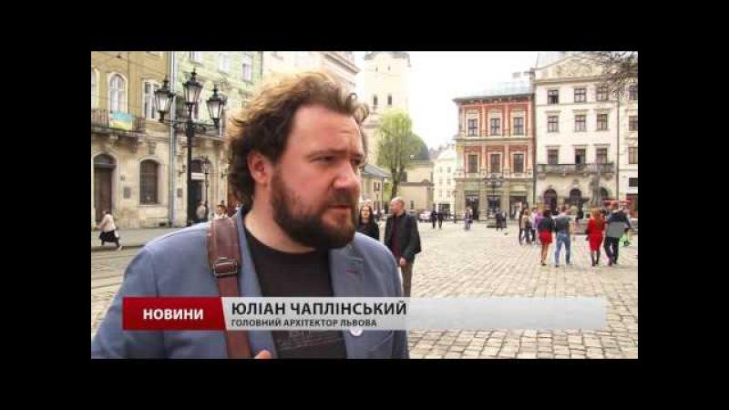 На вул Руданського у Львові розширюють квартиру за рахунок сходової клітки