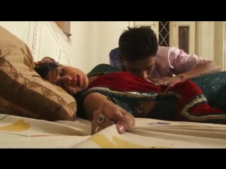 Hot scene of sexy indian movie in bedroom