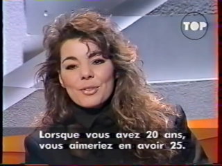 "Sandra interview & videoclip ""don't be aggressive"" (28) ~ (top 50, 1992) france"