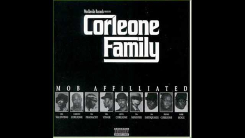 Corleone Family Mob Affiliated 02 Psychodrama