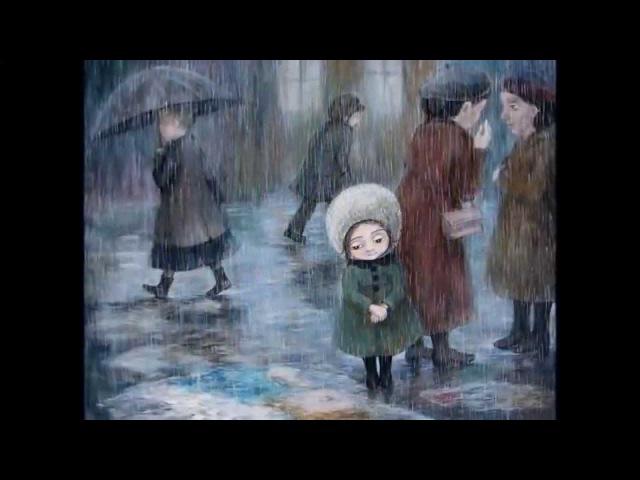 Akira Senju Waltz Nino Chakvetadze's Paintings
