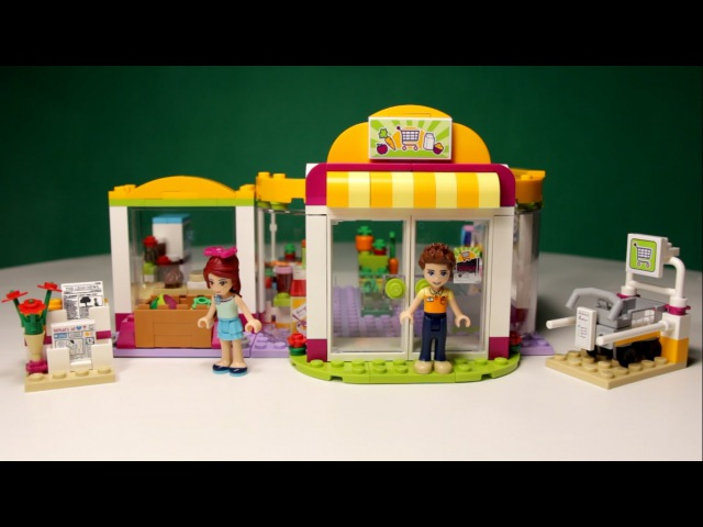 LEGO FRIENDS HEARTLAKE SUPERMARKET 41118 ЛЕГО ФРЕНДС СУПЕРМАРКЕТ 41118.