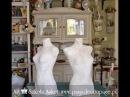 Manekiny Szkoła Decoupage Art Szkoły Asket Mannequins