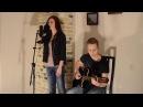 Adele Hello Julia Garnits cover Acoustic live акустическая кавер версия на песню Hello