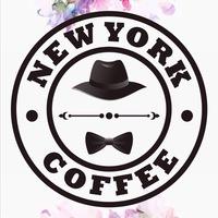 Логотип ТаймКофейня New York Coffee / Ижевск