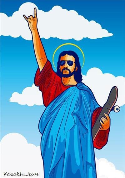 крутые картинки с иисусом аккуратный