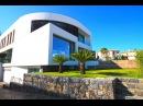 Элитная недвижимость в Испании - вилла Hi-Tech в урбанизации Сьерра Кортина Бенидорма