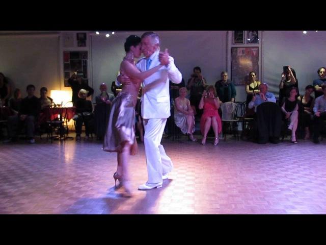 El Flaco Dani Daiana Guspero Che bailarin Milano 9 5 2015 1 3