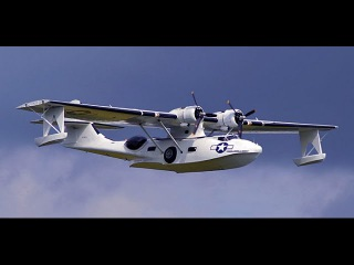 Знаменитые самолеты. Серия 6. Consolidated PBY Catalina