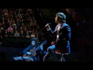 Josh Groban & Sharon Isbin - She's Always a Woman - Billy Joel Gershwin Prize (Live)