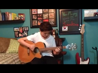 Would you love me janoskians fingerstyle guitar cover
