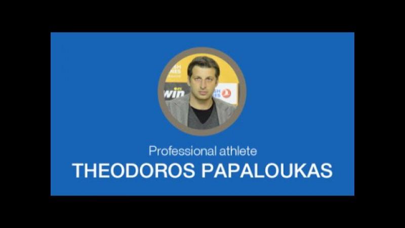 Theodoros Papaloukas career stats @athlenda