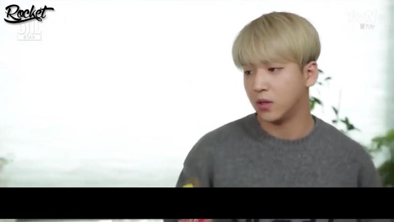 Baro B1A4 3 Minute Boyfried @ SNL Korea рус саб