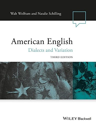 American English Dialects and Variation- 3rd Edition