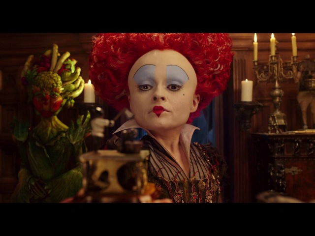 Алиса в Зазеркалье Подарок Красной Королеве