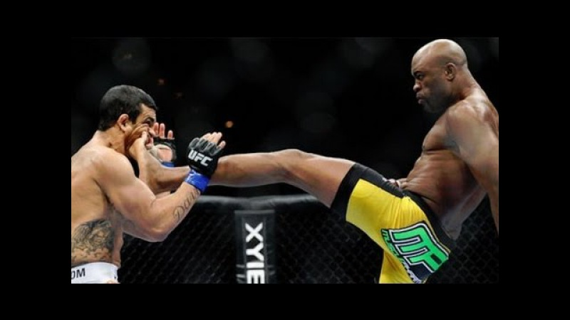 Anderson Silva vs Vitor Belfort UFC 126 Fight Night