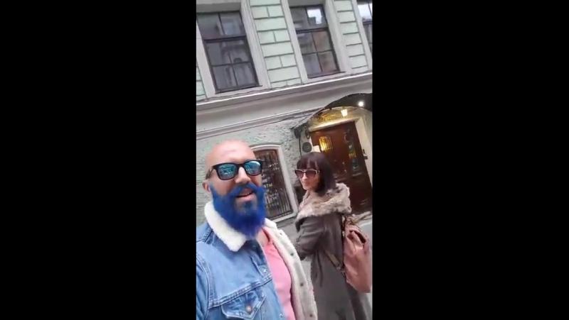 Синяя борода в отеле Династия Часть 1