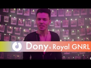 Dony feat. Royal GNRL - Motive (Official Music Video)
