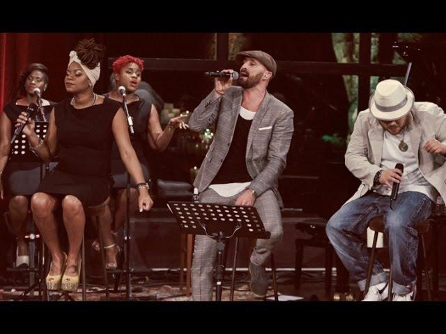 Gentleman Rainy Days MTV unplugged ft Tamika Martin Jondo