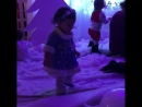 Снегурочка на беби ёлке Музыкальные Снеговаляшки от Беби джаз