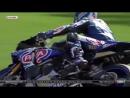 Sylvain Guintoli Yamaha Racing Вот это падение WSBK Imola Italy