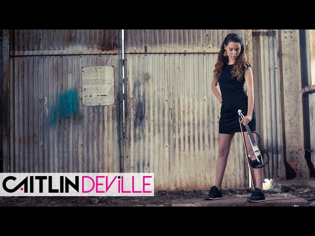 Despacito Luis Fonsi ft Daddy Yankee Electric Violin Cover Caitlin De Ville