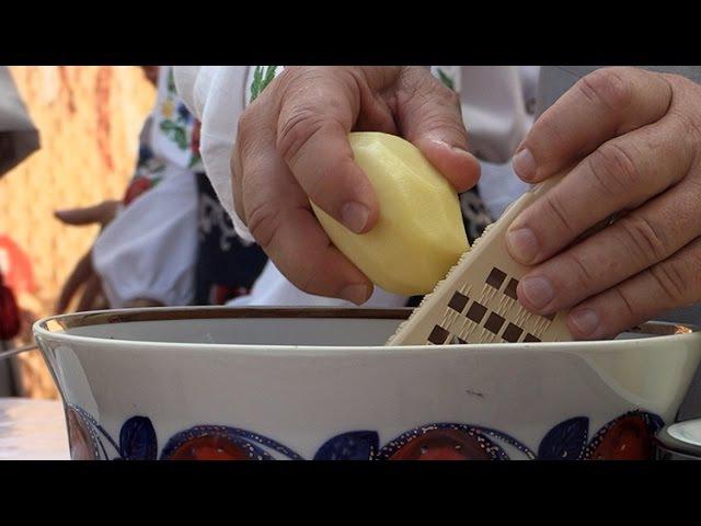 На фестивалі у Коростені дерунами нагодували більше 20 тисяч гостей - Житомир.info