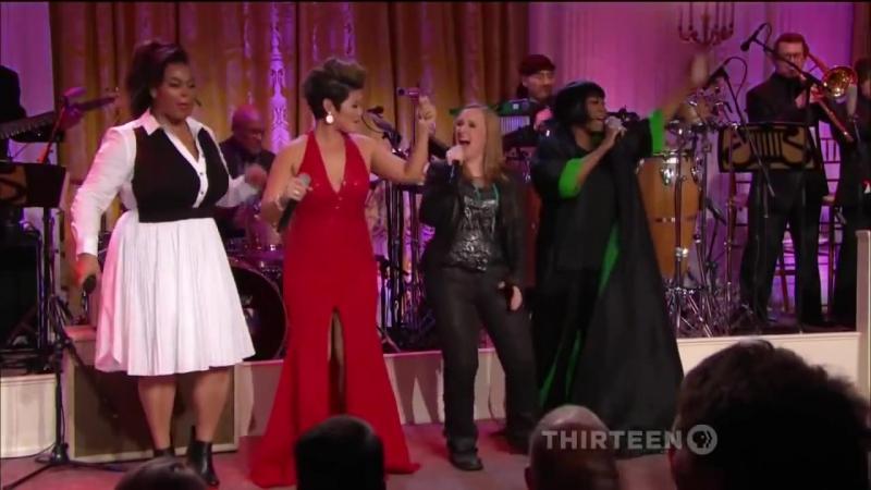 Jill Scott, Tessanne Chin, Melissa Etheridge, Patti LaBelle,... - PROUD MARY /2014
