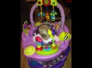 EvenFlo Exersaucer Pink Bumbly