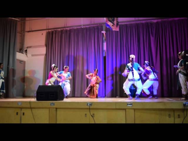 Bharatha Vedamudan DANCE PERFORMACE
