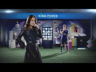 King Power Group | Leicester City F.C. Thailand Campaign: Shinji Okazaki