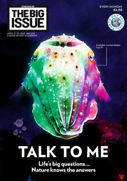 The Big Issue April 17 2017