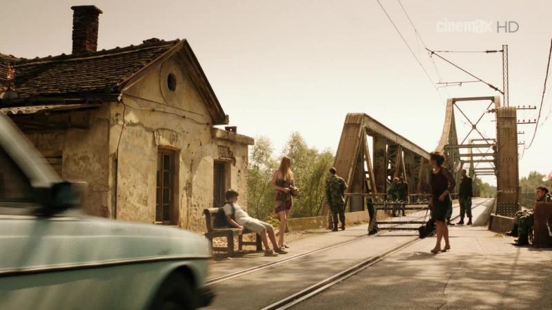 Mosty přes Ibar / Najlepša je moja zemlja / Die Brücke am Ibar / My Beautiful Country 2012,-SK-tit