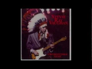 Stevie Ray Vaughan - Unforgettable Night Philadelphia,PA - BOOTLEG Jun. 30 1987