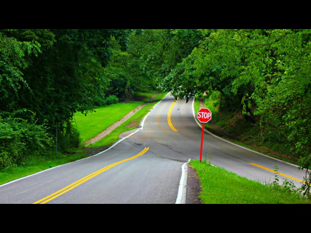 Mysterious Road Defies Gravity in Pittsburgh Gravity Hill Pennsylvania