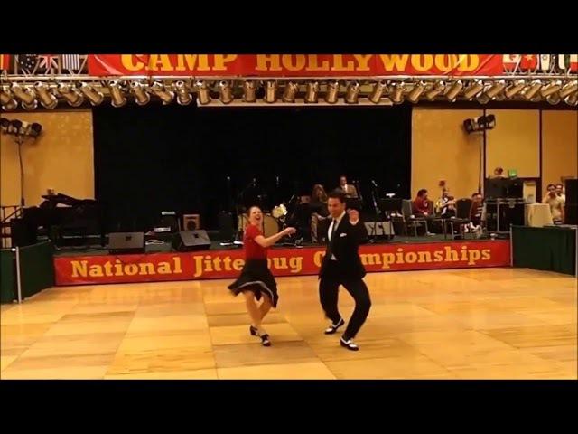Band ODESSA А мы танцуем Танцуют Сандра Рёттиг и Штефан Зауэр