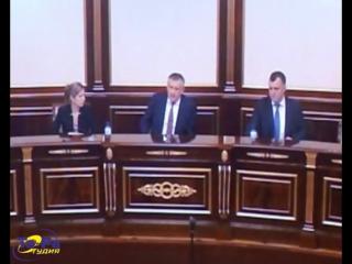 Пресс-конференция главы 47 региона А.Ю. Дрозденко по итогам 2017 г.