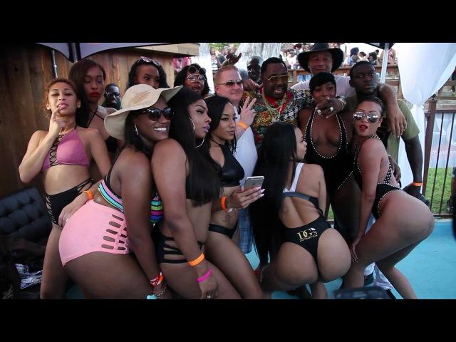 Bay Bay's Effen Pool Party Twerk Edition Dallas TX