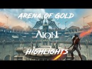 Aion 5.3 - Arena of Gold highlights