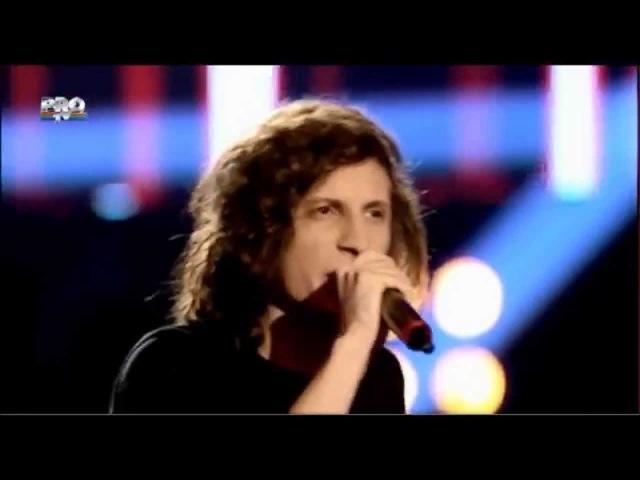 Tiberiu Albu - I Love Rock N Roll (Joan Jett the Blackhearts) - Vocea Romaniei