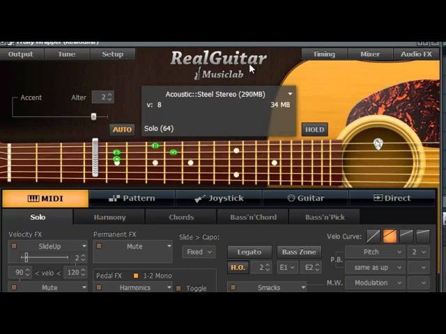 Overview of MusicLabs New Version 3 of the RealGuitar, RealStrat, and RealLPC...