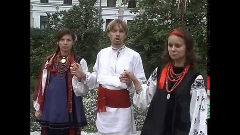 Божичі: Школа традиційного українського народного танцю, частина 2