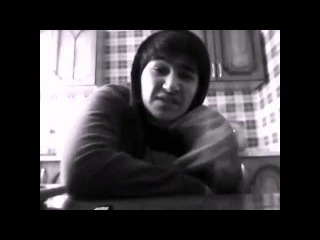 Лицо Под-Капюшоном (Live) .. Парень ахуенно зачитал рэп