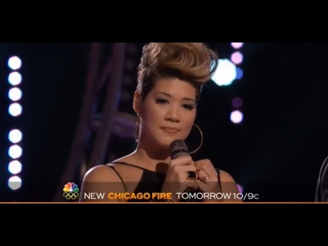Tessanne Chin - Unconditionally - The Voice USA 2013 (Live Top 6 Performance)