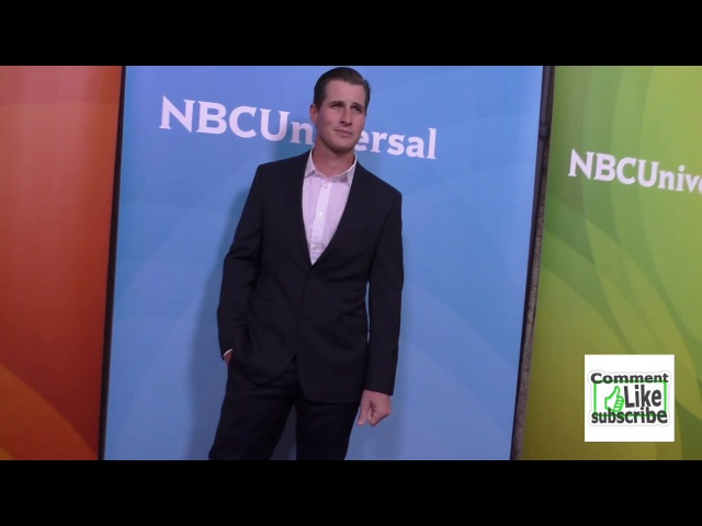 Brendan Fehr at the 2017 NBCUniversal Summer Press Day at the Beverly Hilton Hotel in Beverly Hills
