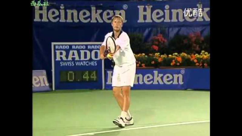 Yevgeny Kafelnikov vs Tommy Haas 1999 AO SF Highlights