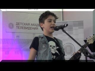 """Выступление группы """"Рокеры 21 века - Р21"""" в МИТРО 2017г"""