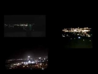 Иерусалимский НЛО пойман на камеру с 4 разных точек | Новости НЛО/Jerusalem UFO Caught on Camera From 4 Different Points of View